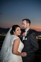 castaway-restaurant-burbank-california-wedding-party-gazebo-alter-sunset-view-cake-cutting-romantic-getting-ready-dancing-reception-bobbie-pyle-photography-bridal-party-9