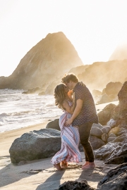 point mugu beach park-camarillo-california-pacific coast highway-engagement photoshoot-beach engagement shoot-sunset engagement-beach wedding-state park-bobbie-pyle-photography-wedding-3