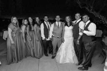 Church of the Foothills-Ventura California-matching bathrobes-bridal party-church wedding-bride and groom-forest wedding photos-wedding dance-kegger-bobbie-pyle-photography-wedding-best wedding photographer in ventura-23
