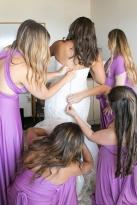 Church of the Foothills-Ventura California-matching bathrobes-bridal party-church wedding-bride and groom-forest wedding photos-wedding dance-kegger-bobbie-pyle-photography-wedding-best wedding photographer in ventura-9