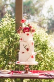 Keys Creek Lavender Farm-Valley Center-snow white-theme wedding-lavender farm-apples-wedding cake-sunset-view-summer-bobbie-pyle-photography-wedding-11