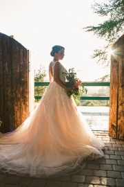 Keys Creek Lavender Farm-Valley Center-snow white-theme wedding-lavender farm-apples-wedding cake-sunset-view-summer-bobbie-pyle-photography-wedding-21