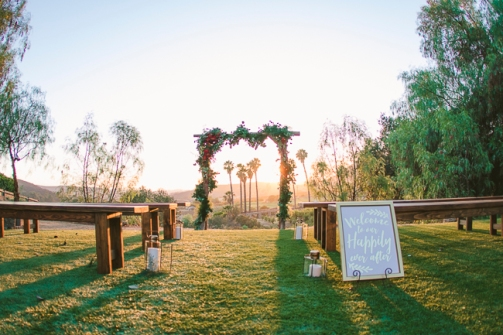 Keys Creek Lavender Farm-Valley Center-snow white-theme wedding-lavender farm-apples-wedding cake-sunset-view-summer-bobbie-pyle-photography-wedding-33