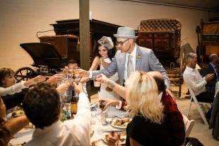 Santa Ynez Carriage House-Santa Ynez California-wedding carriage-best man speech-toast-twinkle lights wedding-kiss-hugs-love-i do-bride and groom-family-bobbie-pyle-photography-wedding-destination wedding-fun-9