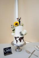 ventona grill-Pismo Beach-Avila Beach-California-Avila Beach Pier Wedding-Personalized Shot Glasses-Wedding Shot Glasses-Getting Ready-Wedding Dress-Sunflower Bouquet-toast-wedding cake-bobbie-pyle-photography-wedding-10