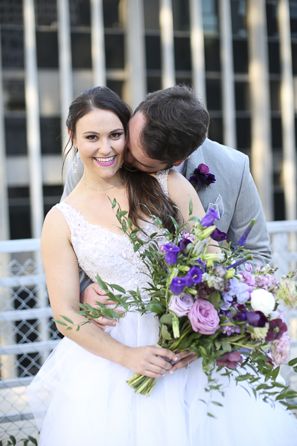 Wilshire Loft-Los Angeles California-city-city wedding-downtown wedding-skyscraper-skyline-view-purple-bouquet-the blushing details-wedding dress-destination wedding photographer-bobbie-pyle-photography-wedding-31