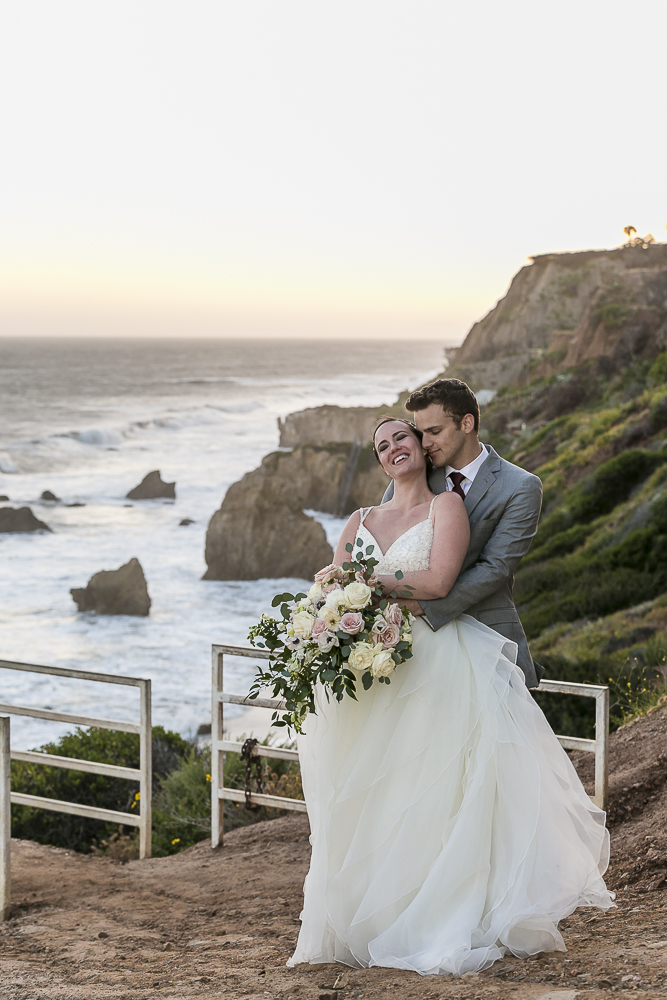 El Matador State Beach-Malibu-Engagement-wedding-bridal portraits-beach-bouquet-moon-beach wedding-bride-groom-bobbie-pyle-photography-wedding-19