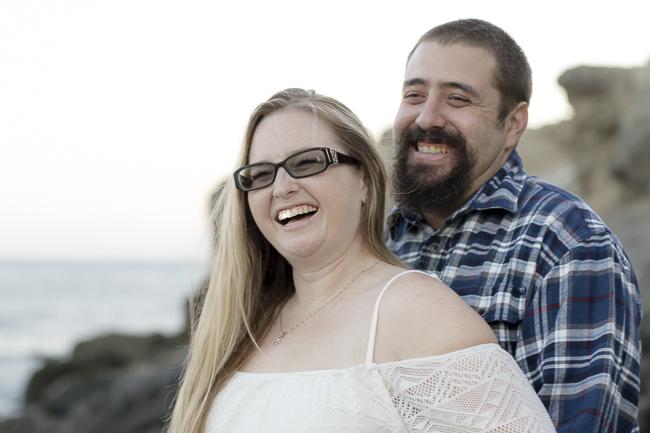 Leo Carillo State Beach-Malibu-California-Sunset Engagement Photos-beach wedding-bobbie-pyle-photography-wedding-6