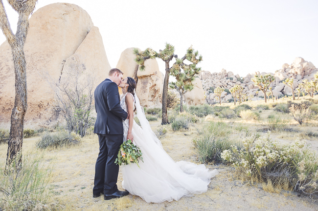 renew vows-Joshua Tree-California-desert-cave-flowers-engagement-moon-sunset-wedding-elopement-bobbie-pyle-photography-wedding-los angeles wedding photographer-1